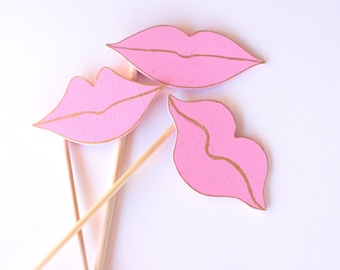 Lips Photo Booth | Photo Booth |  Photo Props | Wedding Props | Lips | Photo Booth Props | Wedding Photo Booth | Party Ideas | Props