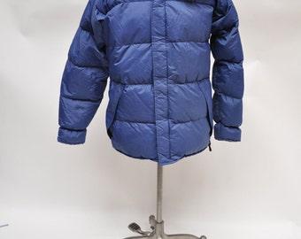 MARMOT MOUNTAIN works jacket vintage mountain parka DOWN jacket made in usa large