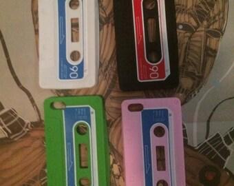 SALE - Rad Retro Cassette IPhone 5/5s Phone Case