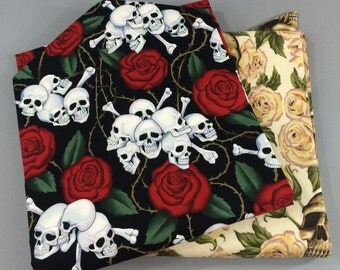 Table Runner, Day of the Dead, Halloween