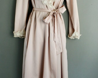 Christian Dior - Dressing Gown - Robe - Blush - Dusty Pink