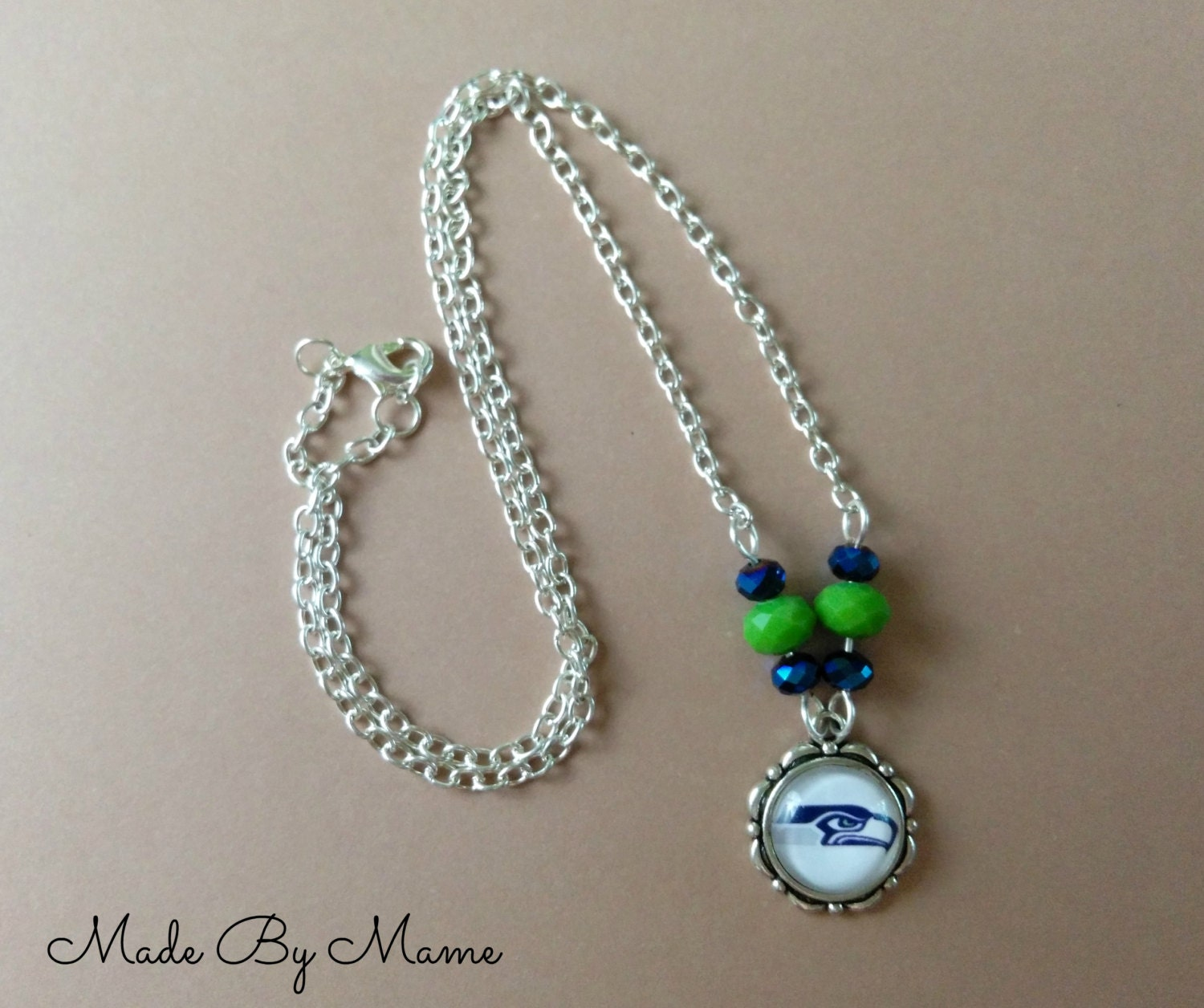 seahawks jewelry seahawks jewelry team necklace sports jewelry seattle 455