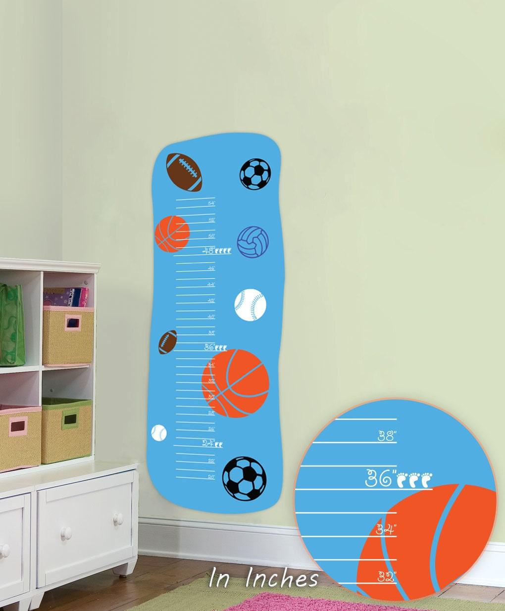 salle de jeux pour enfants de sport sur le th me croissance. Black Bedroom Furniture Sets. Home Design Ideas