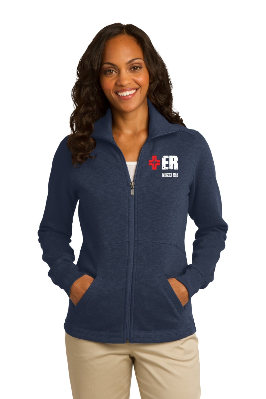Er Nurse Jacket Rn Navy Emergency Department Rn Jacket