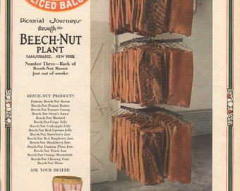 Beech Nut Packing Etsy