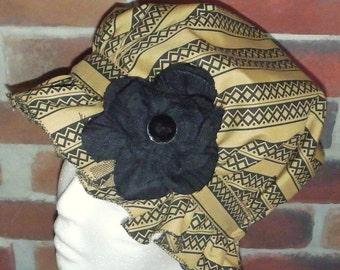 Bohemian women chemo headwear,adults summer slouchy hats, alopecia caps ,teens, children, girl,summer hats, hair loss.