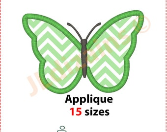 Butterfly Applique Design. Butterlfy embroidery design. Applique design butterfly. Embroidery design butterfly. Machine embroidery design.