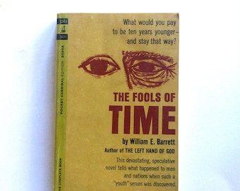 The Fools of Time Vintage Paperback