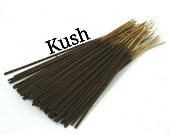 Incense Sticks   Kush   30 Incense Sticks   Incense Bundle