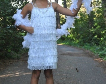 Great Gatsby Flapper Dress for Girls