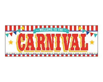 1/ Carnival Banner