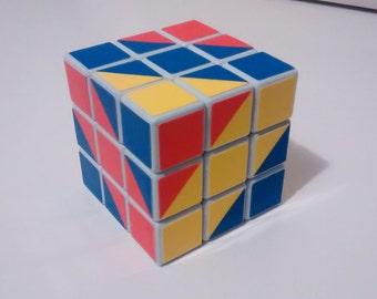 Perez's Corner Twist Rubik's Cube Stickers