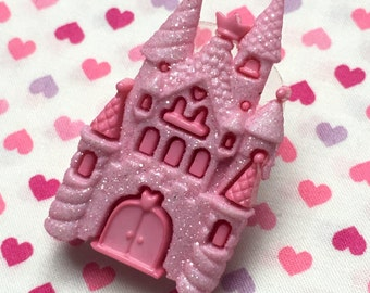 Pink Fairytale Princess Castle Ring