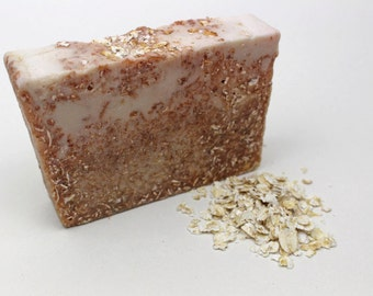 Oat So Softie Soap Slice