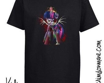 Zombie Twilight Sparkle MLP:FiM T-Shirt
