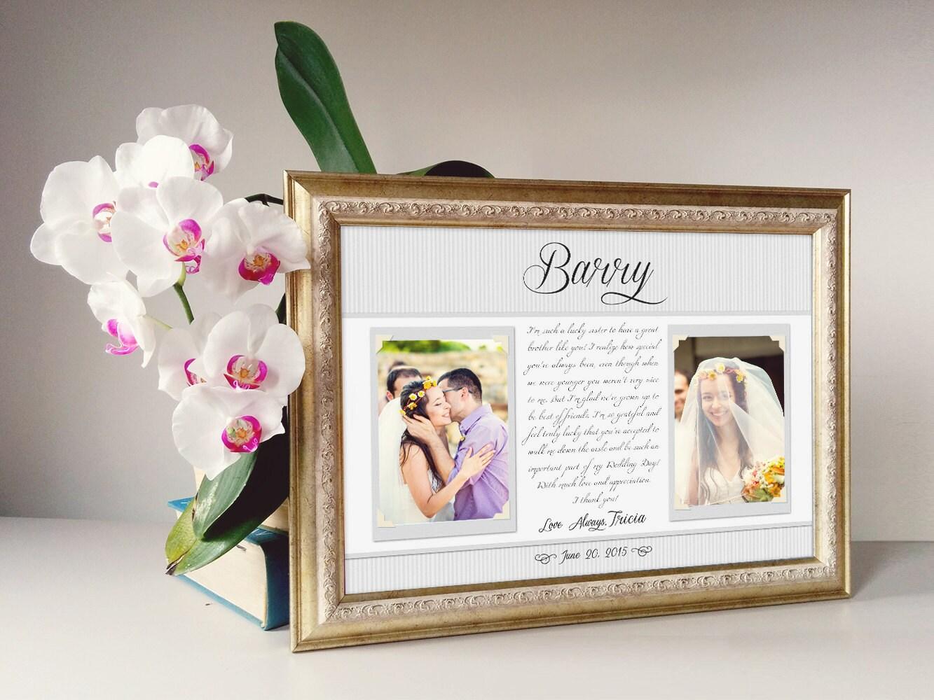 Gift Ideas For Friends Wedding: Bridesmaid Wedding Gift Best Friend Thank You Gift Wedding