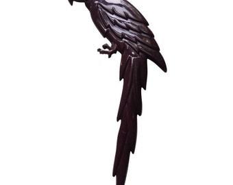 Buch+Deichmann Tropical Parrot Pin/Brooch
