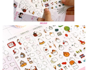 Stickers Molang V1 SM212620