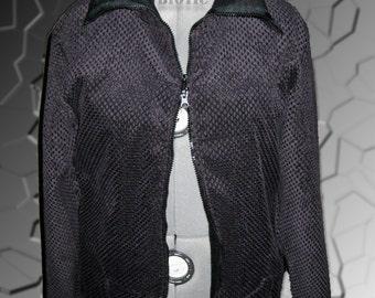 iamshadow fleece jacket