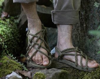 Handmade Rope Sandals