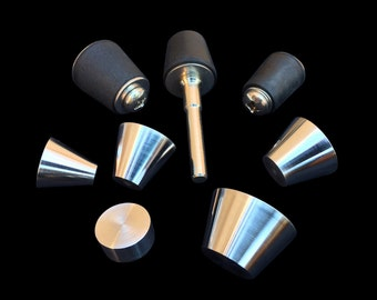UNIVERSAL Coin Ring Folding, Polishing and Finishing Kit!