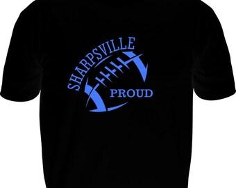 Sharpsville Proud (Black) Vinyl