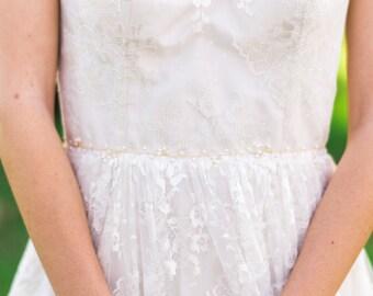 Bridal Gold Belt Bridal Belt Gold Belt Pearl Sash Wedding Belt Pearl Belt Pearl Sash Bridal Sash Wedding Sash Crystal Sash Belt #149