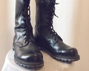 Bates Floataways Combat Boots