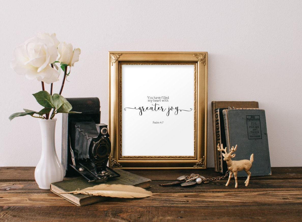 bible verse print scripture wall art signs printable verses. Black Bedroom Furniture Sets. Home Design Ideas