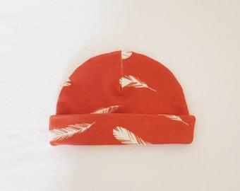 Newborn Hat (Organic Cotton