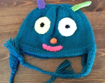Child's Monster Hat