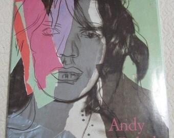 Andy Warhol Art Book, Author: Klaus Honnef, 1990