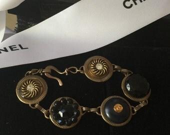 Vintage Chanel Bracelet   #C102