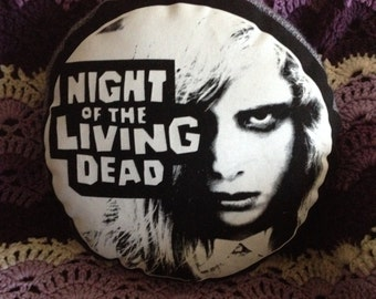 Night of the Living Dead Pillow