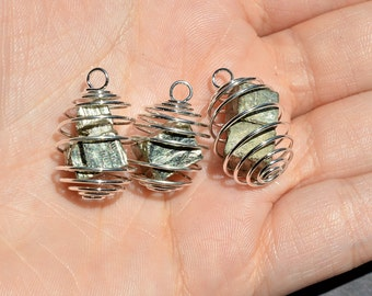 Pyrite Pendant - Also known as *Fools Gold* - (1-B)