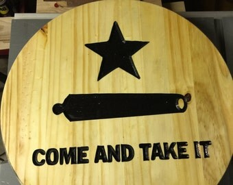 Come and Take it, Texas Flag