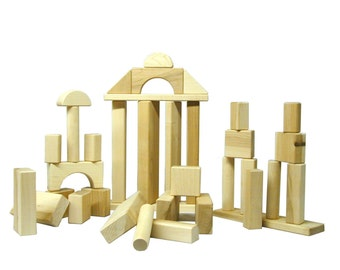 Standard 36 piece Block Set