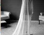 Mantilla - Floor Length Veil