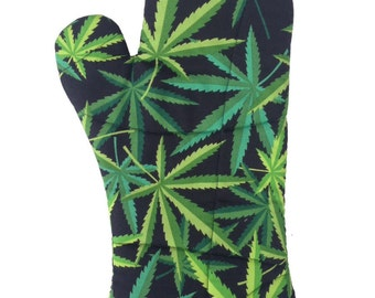 Mary Jane Oven Mitt