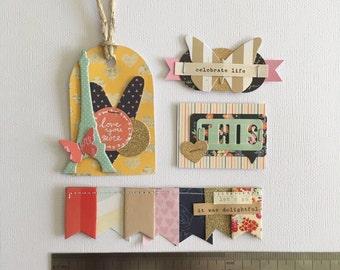 Happii Handmade Embellishments