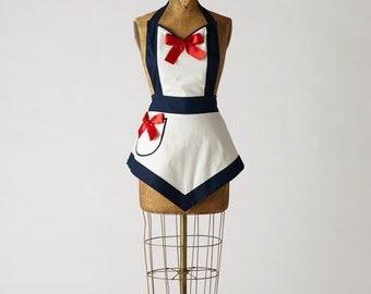 Sexy Nautical French Maid Veronica Apron