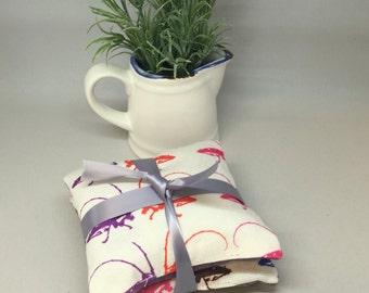 Chroma Cricket Lavender Sachet Pair - Lavender Bag, Gift for her, Storage, Home Fragrence, Spring Cleaning