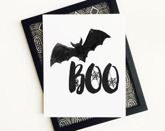printable halloween art prints printable halloween decorations halloween party decor halloween art print