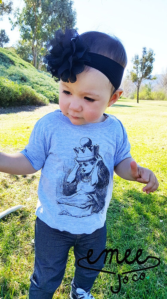 Baby Girl Clothes Alice in Wonderland Baby Shower Alice in
