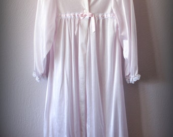 Girls Vintage Nightgown