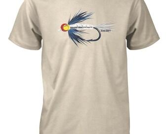 Colorado flag fishing shirt fly fishing shirt fly fishing for Fly fishing shirt