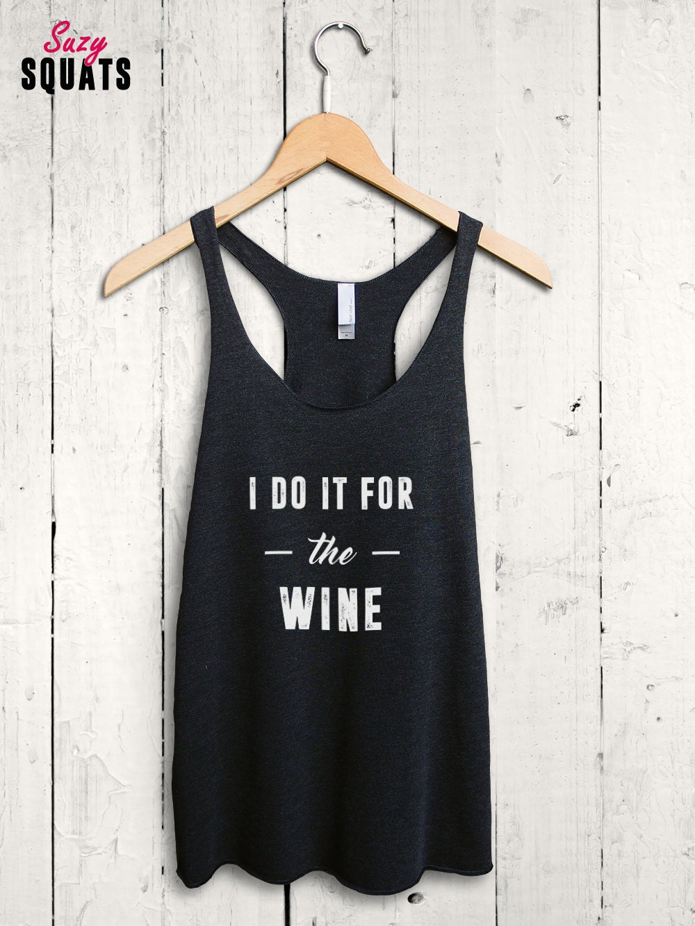 Funny Wine Shirt Wine Workout Top Funny Workout Shirts