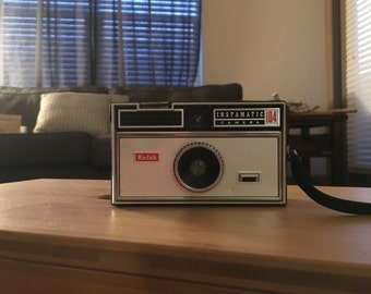 Vintage Kodak Instamatic Camera 104
