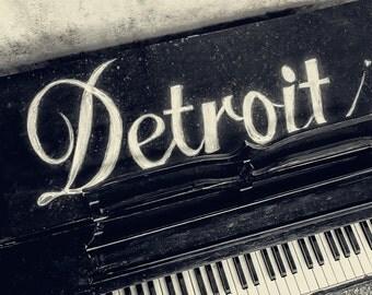Detroit Piano