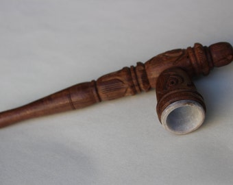 Set of Pipes- Smoking pipe - Tobacco pipe